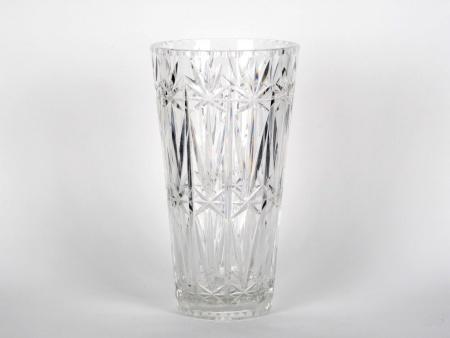 Large Crystal Vase. Mid 20th Century - IB05048