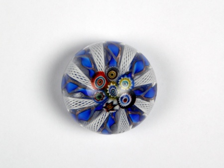 Sulphide Paperweight. Mid 20th Century - IB05083
