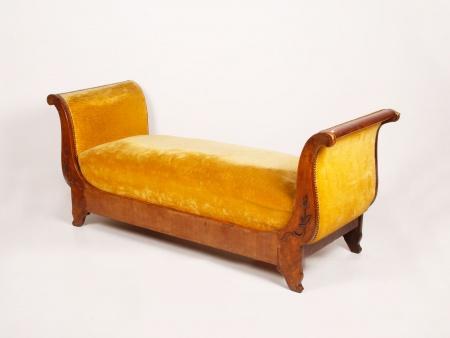 Directoire Sofa Bed. Late 18th Century - IB05188