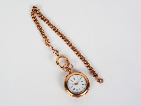 Pocket Watch in Yellow Gold - IB05246