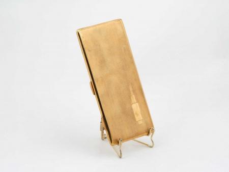 Rexacon English Art Deco Cigarette Case - IB05400