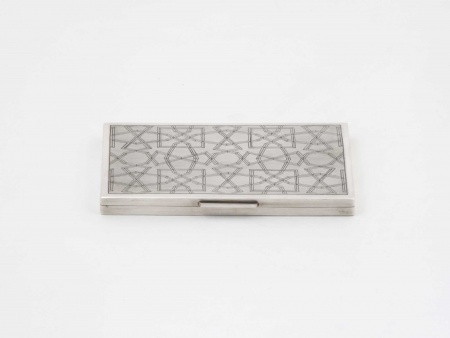 Art Deco Cigarette Case - IB05407