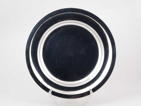 Christofle Round Plate - IB05428