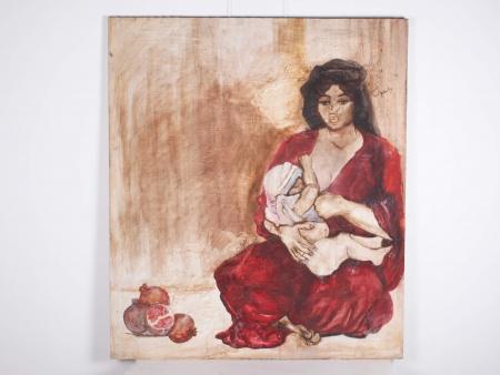 "Souad Mardam Bey ""Maternity"" - IB05456"