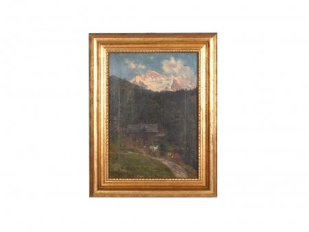 Otto Pilny Landscape - IB05457