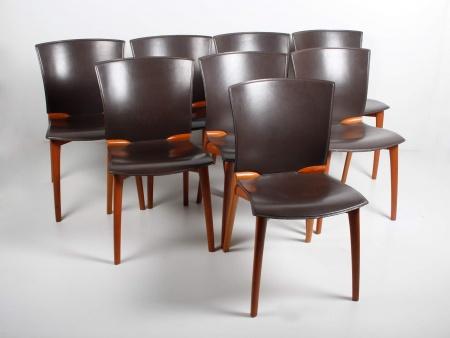 Eight Cassina Chairs - IB05486