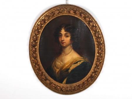 "Pierre Mignard: ""Noble Dame"" - IB05653"
