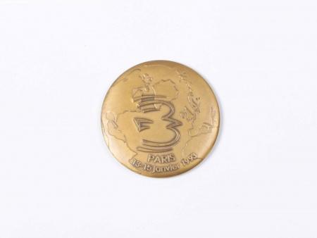 Menez Bronze Medal - IB05678