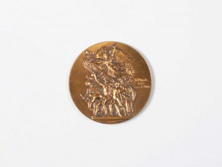Nicolas Salagnac Bronze Medal - IB05679