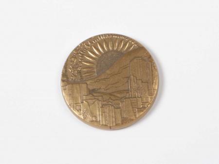 """Bronze Medal """"Sommet de Paris Pour la Méditerranée"""" - IB05681"""