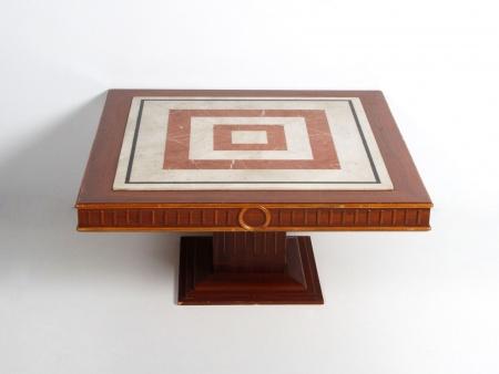 Circa Wooden Coffee Table, 1970 - IB05703