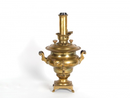 Russian Samovar Lamp Base 1900 - IB05734