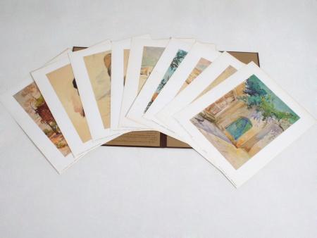"Mostafa Farroukh: ""Lithographs Album"" - IB05815"