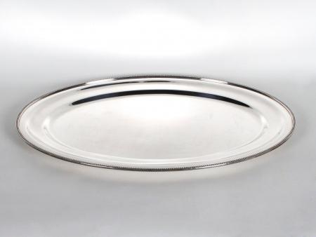 Argenta Silver Plated Metal Platter - IB05819