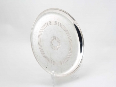 Ercuis Silver Plated Metal Plate  - IB05828