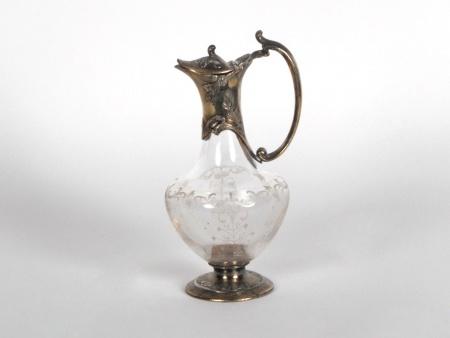 Art Nouveau Gallia Ewer - IB05858