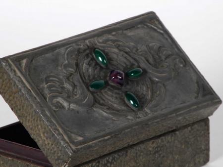 Art Nouveau Case. Circa 1890 - IB05868