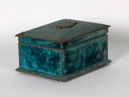 Victorian Jewelry Box. England - IB05877