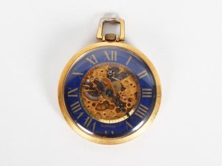 Aurore Skeleton Pocket Watch - IB05914