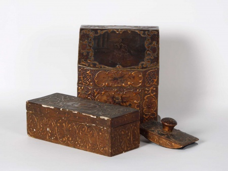 Renaissance Desk Set. 19th century - IB05929