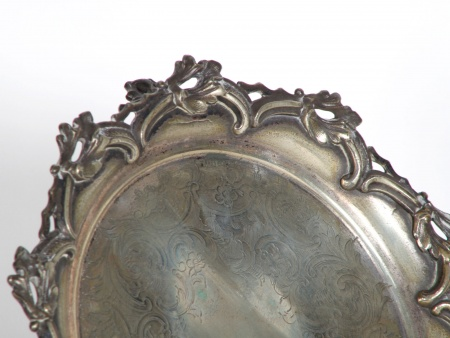 19th Century Pewter Platter - IB05934