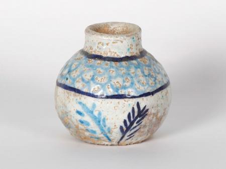 19th Century Blue and White Islamic Vase - IB06013