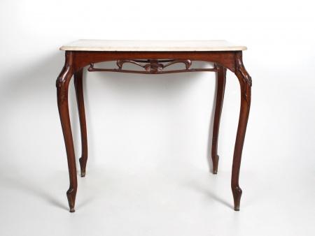 Art Nouveau Central Table - IB06120