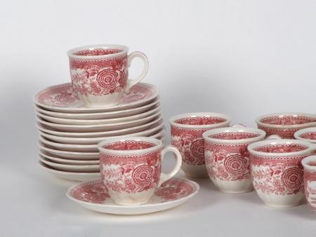 Porcelain Coffee Set VB - IB06221