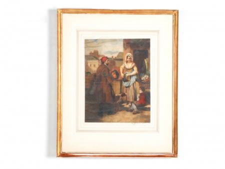 Edward Jackson Stodart: Original Engraving - IB06329