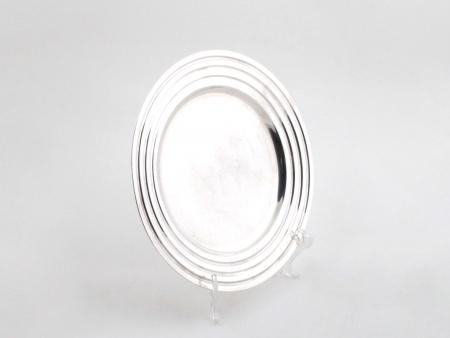 Christofle Ondulation Model Plate - IB06489