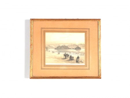 """Orientalist engraving"" by David Roberts: - IB06564"