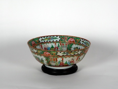 Cantonese Porcelain Chinese Bowl - IB06674
