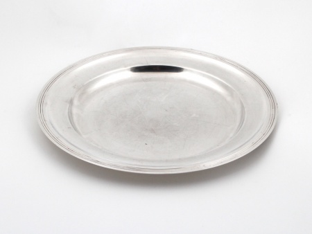 Mappin & Webb Silver Plated Plate - IB06712
