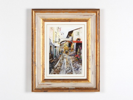 20th Century Italian Watercolor - IB06837