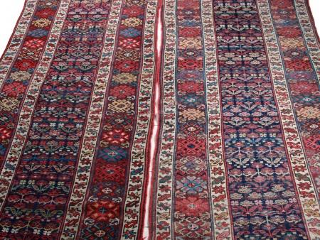 Pair of 19th century Malayer Carpets - IB07451