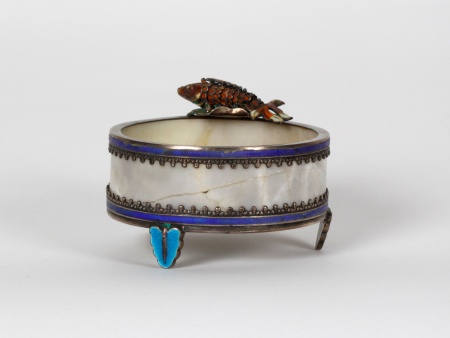 Chinese Cup in Cloisonné Enamel - IB07514
