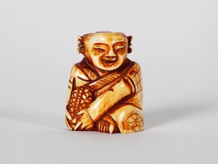 Chinese Ivory Sage Netsuké - IB07520