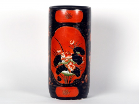 Chinese Porcelain Umbrella Stand - IB07606
