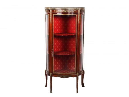19th Century Showcase Cabinet - IB07621