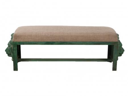 Cast Iron Bench. Circa 1890 - IB07654