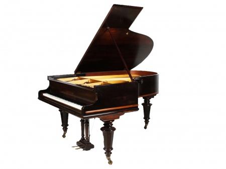C.Bechstein Baby Grand Piano - IB07701