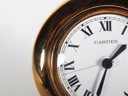 Cartier Desk Clock - IB07706