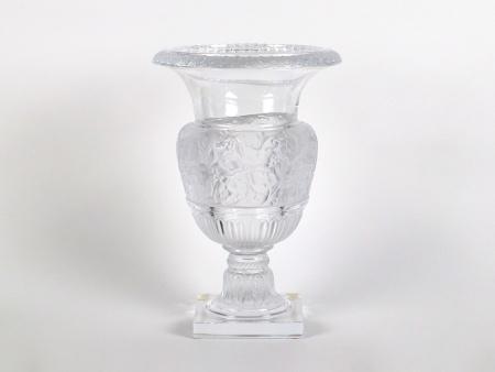 Lalique Versailles Vase - IB07714