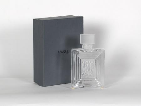 Lalique Crystal Bottle - IB07715