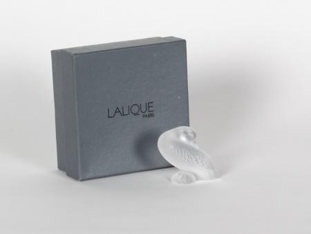 Lalique Crystal Duck - IB07730