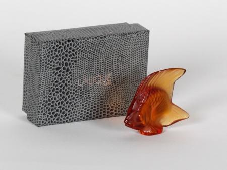 Lalique Crystal Fish - IB07731