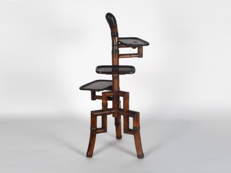 Bambou Japanese Table. Meiji Period - IB07760