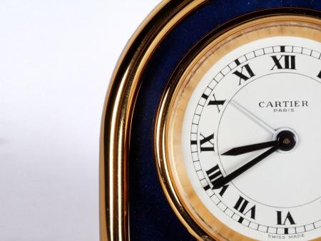 Cartier Travel Clock - IB07771