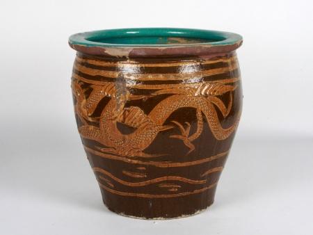 Chinese Ceramic Large Pot - IB07986