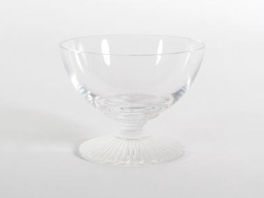 Lalique Drageoir on Pedestal - IB07990